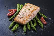 salmon para evitar el dolor de espalda