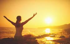 meditación para el dolor de espalda