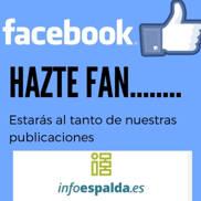 hazte fan de infoeespalda en facebook
