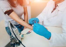 agujas para hacer una elctromiografia