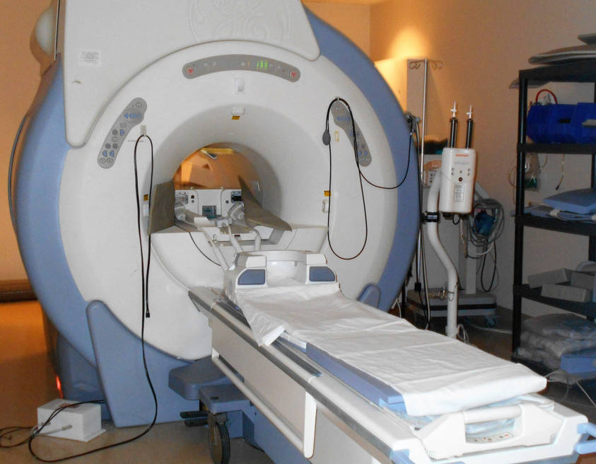 radiculopatía diagnostico mediante resonancia